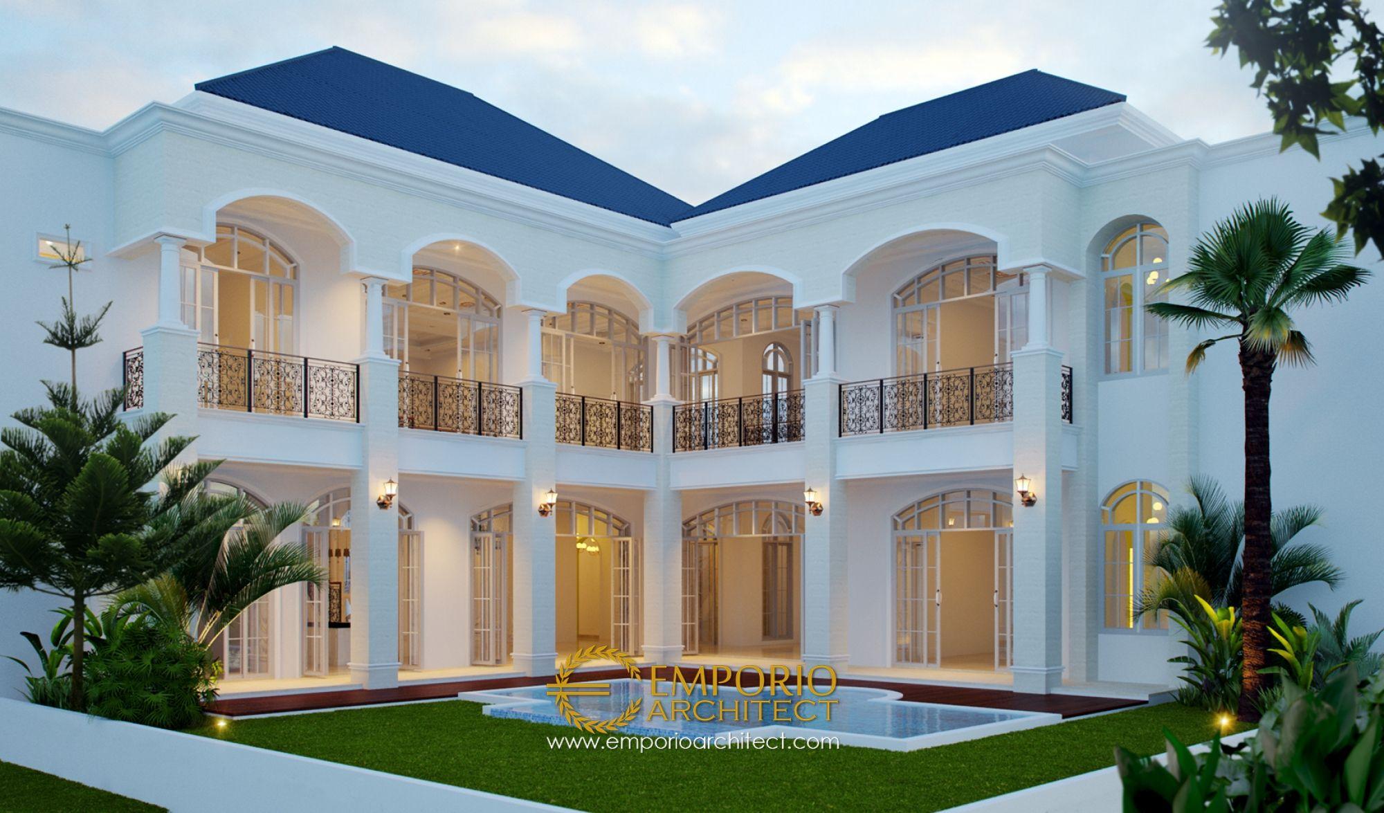 Jasa Arsitek Semarang, Jawa Tengah Desain Rumah Ibu Yanti