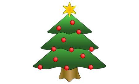 dibujo arbol de pascua buscar con google - Dibujos De Rboles De Navidad