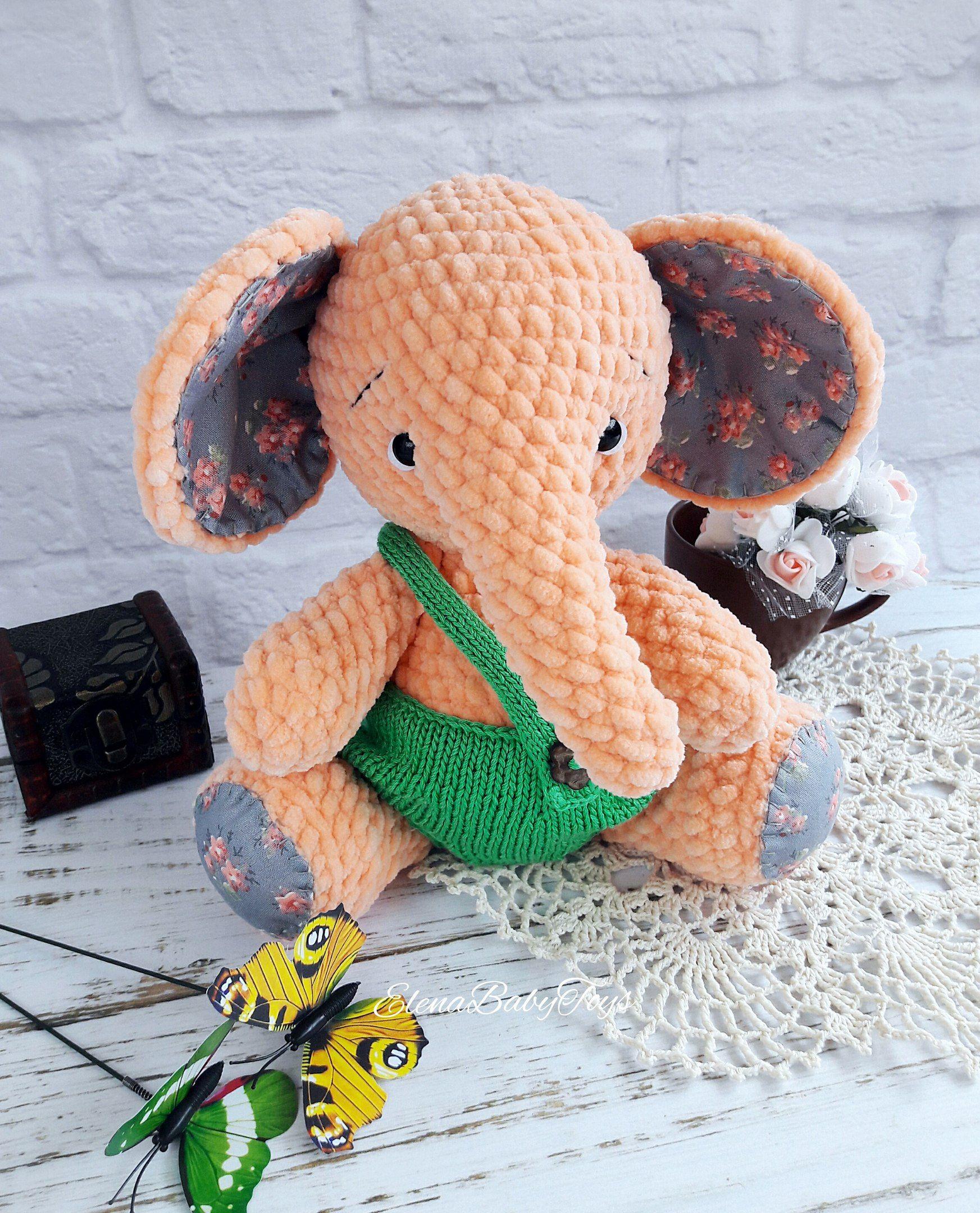Слон своими руками мастер класс фото 631