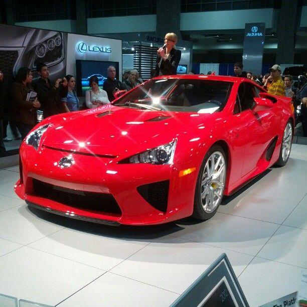 Lexus Lfa Yellow: Lexus LFA