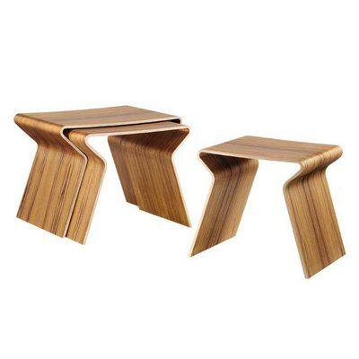 La Table Gigogne, Un Gain De Place Modulable