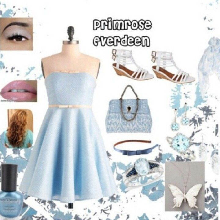 primrose outfit #hunger games