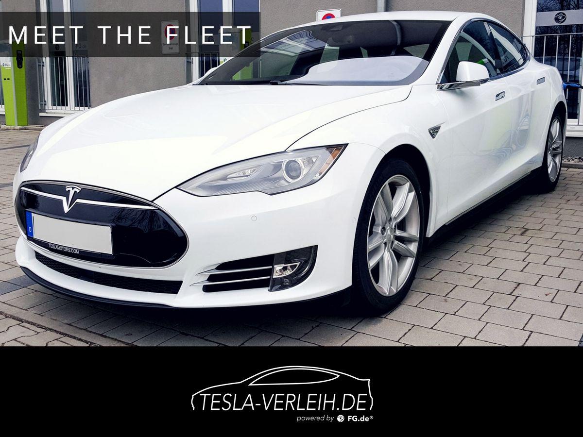 Model S P85d Tesla Autos Models