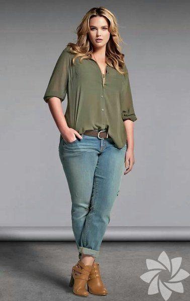 Buyuk Beden Kadinlar Icin 6 Stil Tavsiyesi Moda Stil Tarz Moda