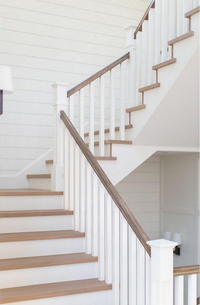 Best Wood Railing White Oak Wood Railing White Oak Railing 400 x 300