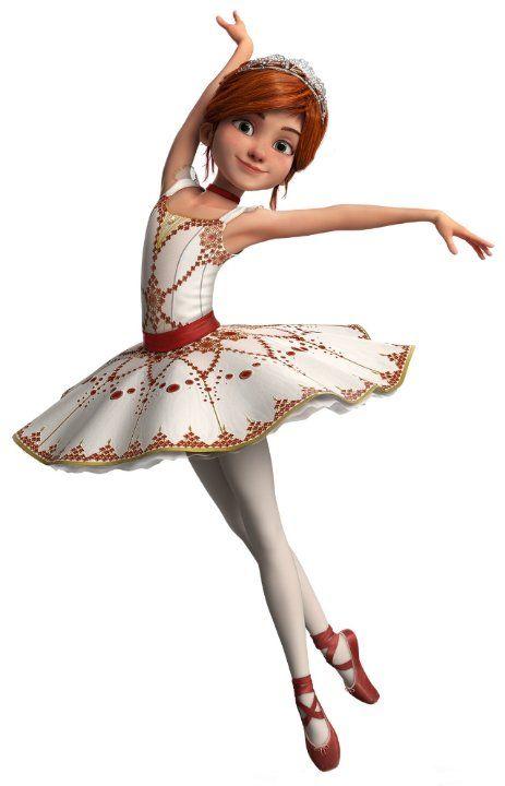 Elle fanning in leap ballerina leap in