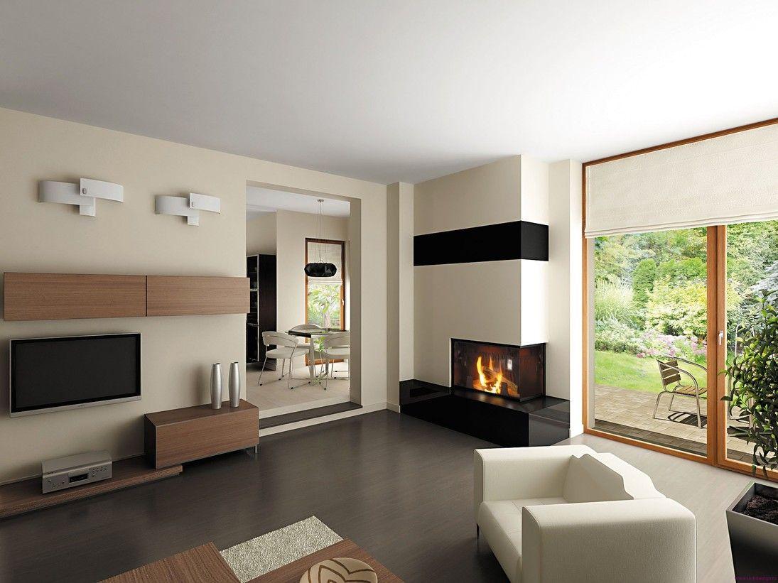 Wohnzimmer Ideen: High-Tech-Wohnzimmer