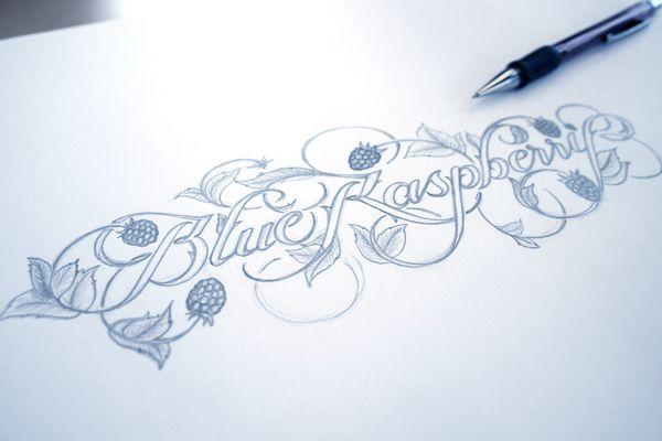 Hand lettering II - Martin Schmetzer