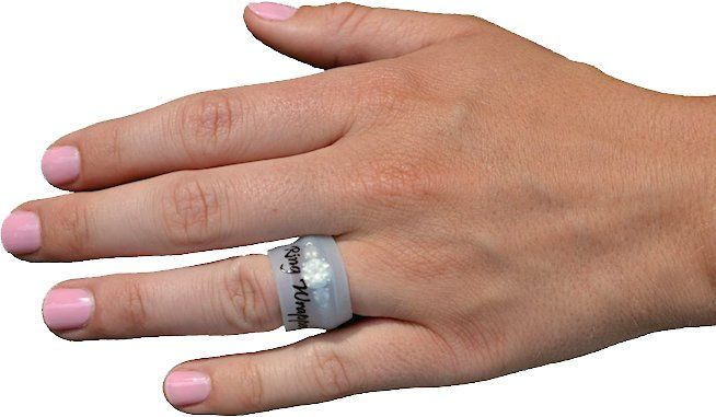Ring Wrapper Wedding Ring Protector I Need This Pinterest