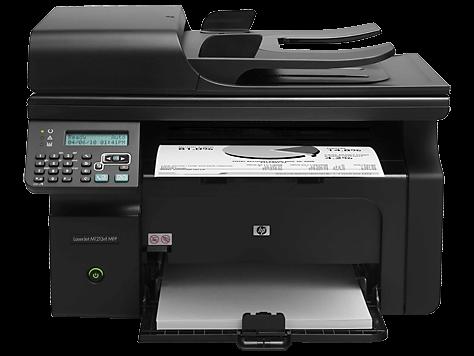 Hp Laserjet Pro M1219nf Printer Driver Printer Multifunction Printer