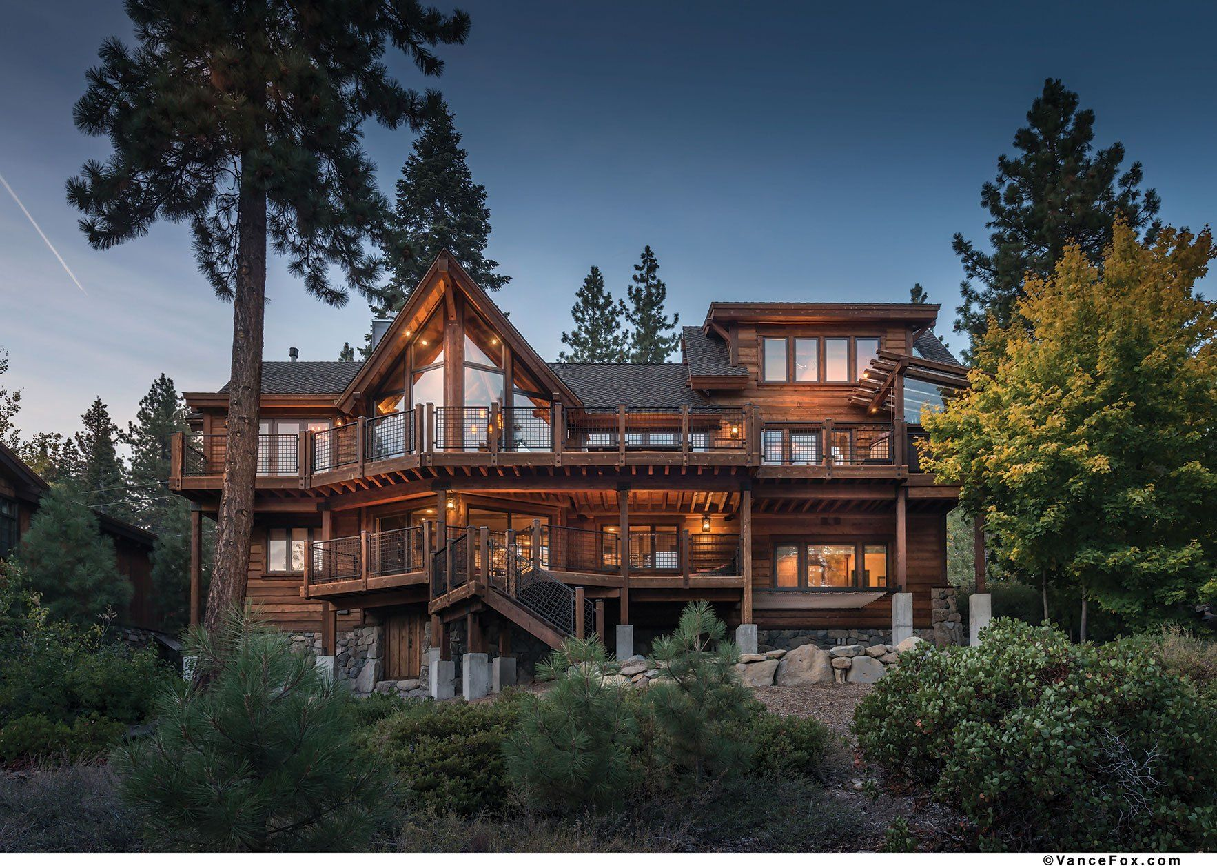 stay retreats country charm cabin to dancing northshore across located memorable this natural street north dancingantler that from tahoe rentals sure offers home accommodation lake brockway a the in is antler your cabins shore one make vacation