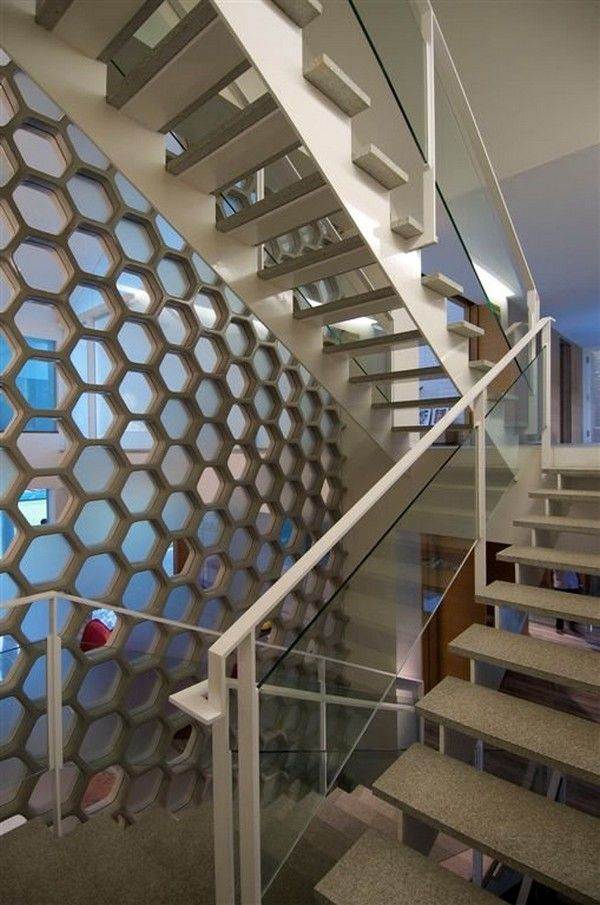 Hyderabad house freshome complex residence in india with  jaw dropping modern design also rh pinterest