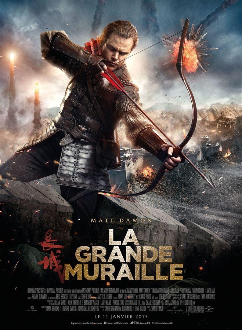 La Grande Muraille En Streaming Films En Streaming Vf Telecharger Des Films Film Fantastique A Voir Grande Muraille