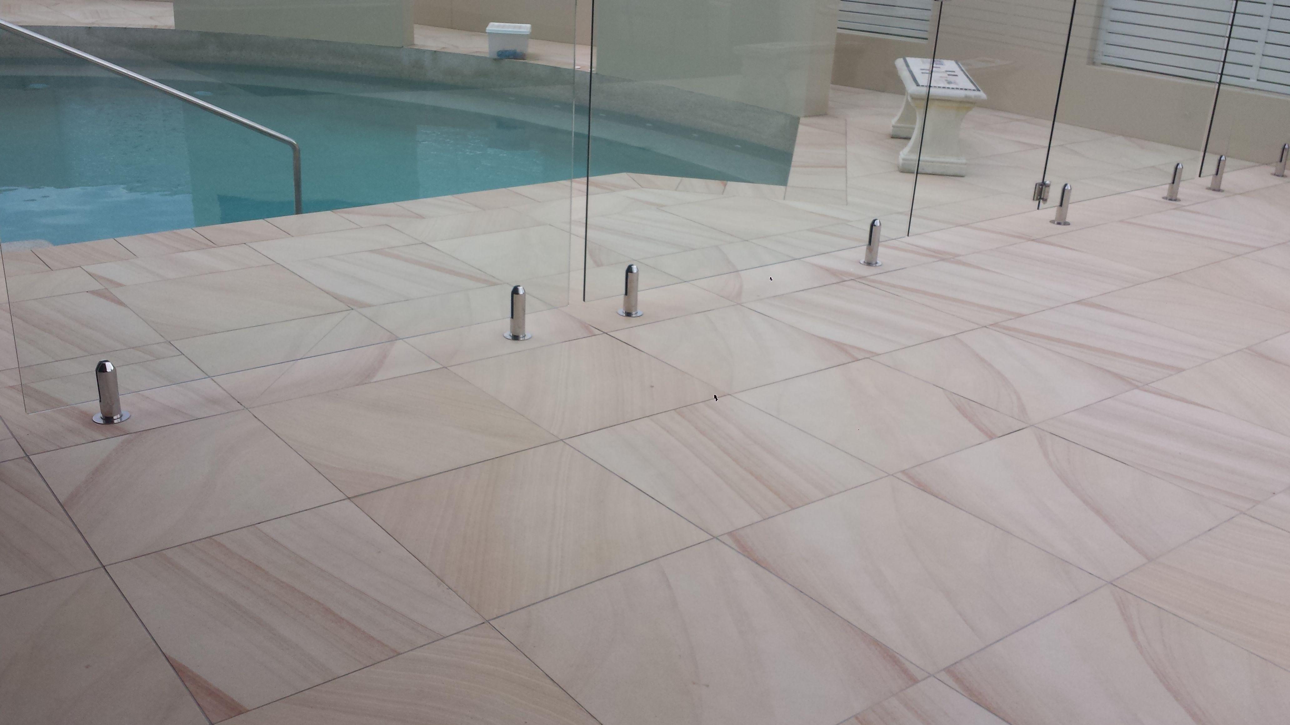 The 5414 Sandstone Look Porcelain Tile Nomaintenance Sandstone
