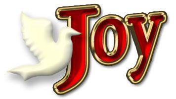Advent joy. Free christmas clipart words