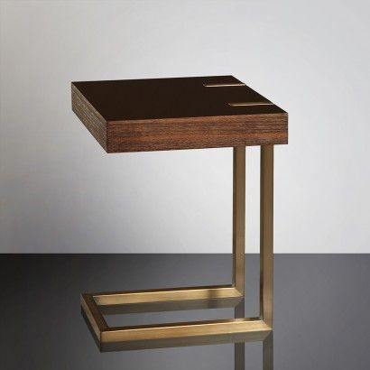 Strata tall coffee table christian lyon ii collection - How tall is a coffee table ...