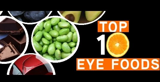 Here Are The The Top 10 Essential Foods For Eyes Known To Maintain Health And Improve