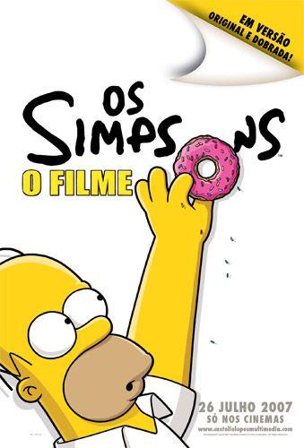 Os Simpsons Simpsons O Filme Filmes Filme Os Simpsons