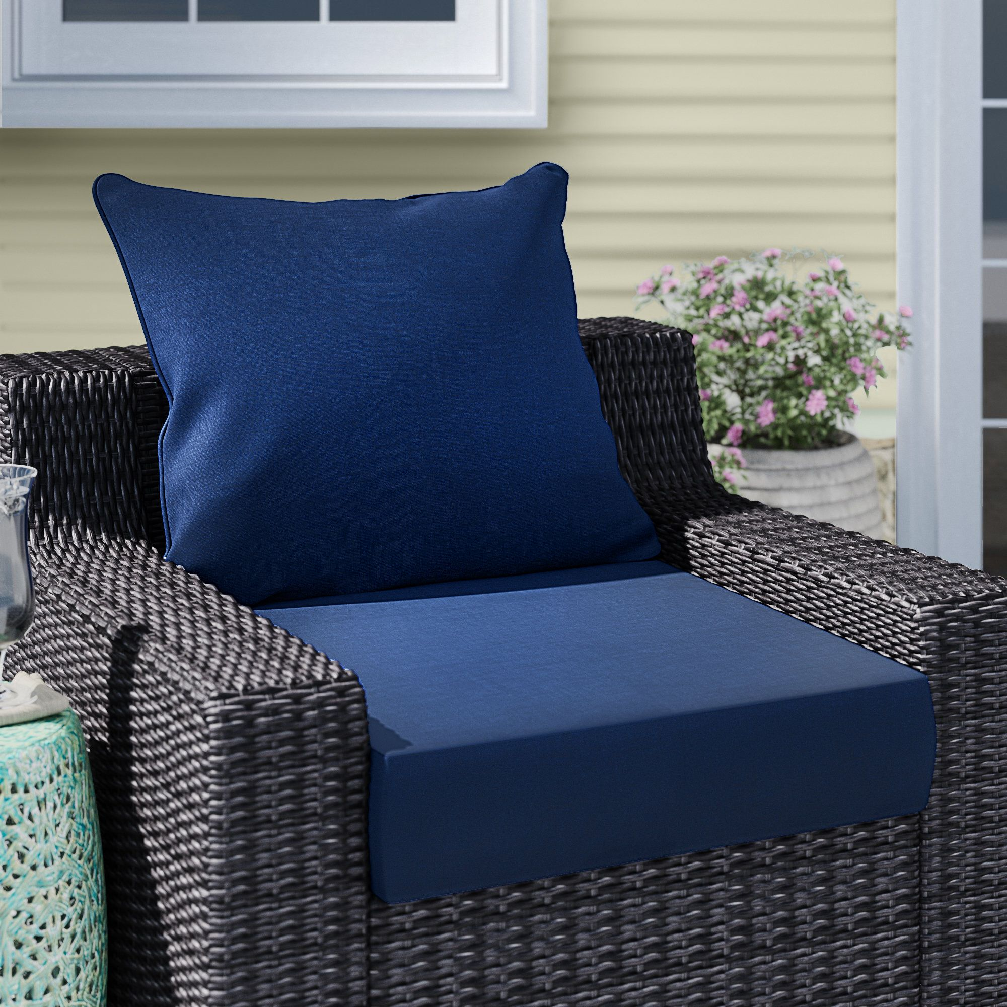 Outdoor Wayfair (With images) Outdoor lounge chair