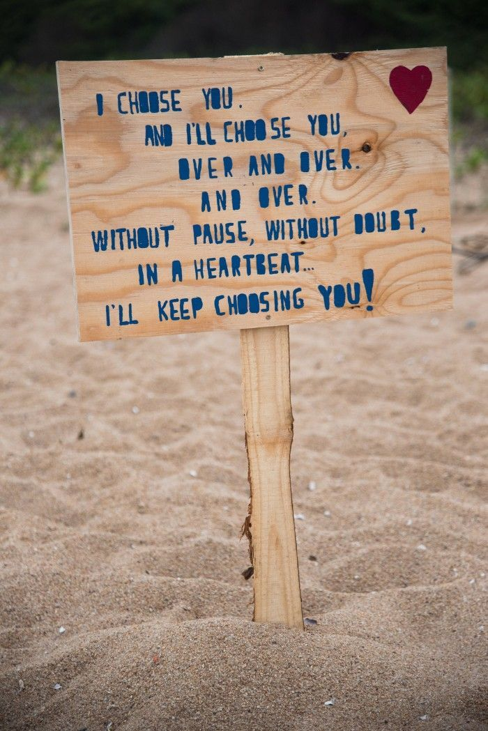 Sue And ShivalS Romantic Beach Proposal  Beach Proposal
