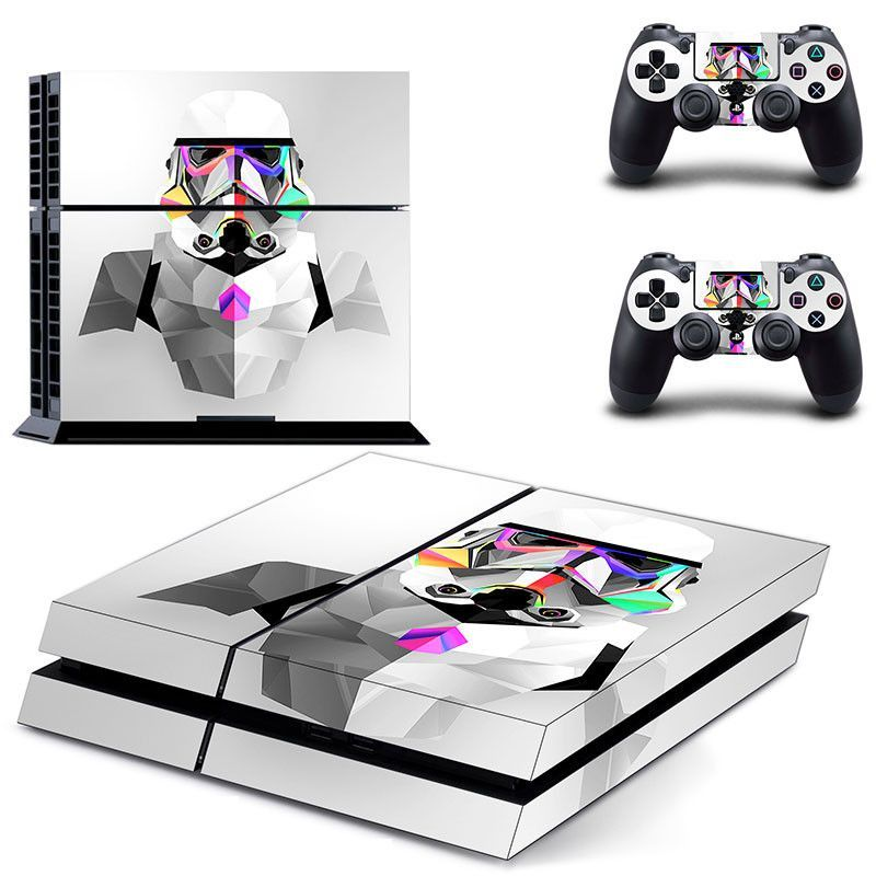 Movie Star War Ps 4 Sticker Ps4 Skin For Sony Ps4 Playstation 4