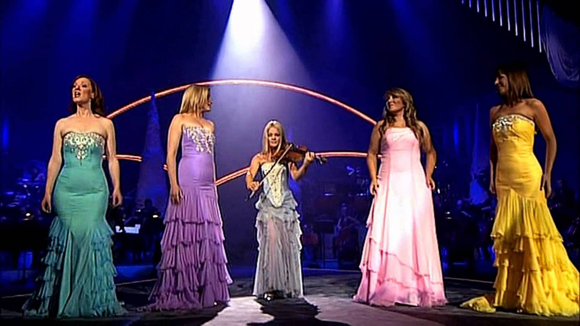 Celtic Woman Christmas.Celtic Woman O Holy Night Music Christmas