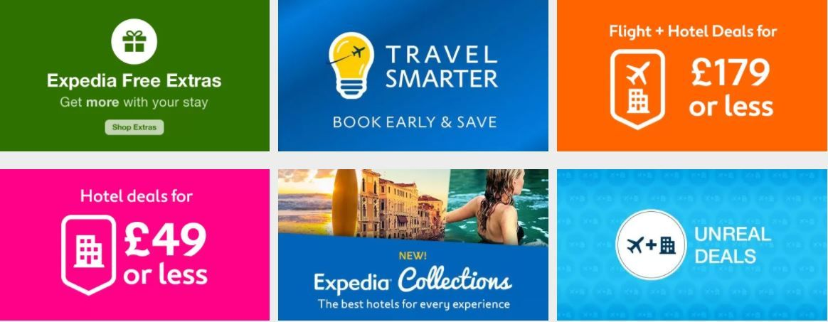 HotelBookings - 10% OFF #ExpediaCollections #Bookings With