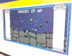 percy jackson bulletin board ideas - Google Search