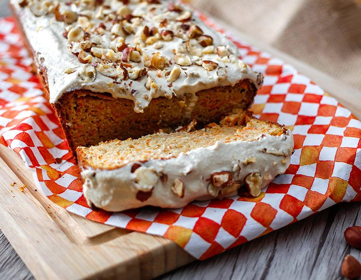 Gluten free carrot cake frosting recipes high protein