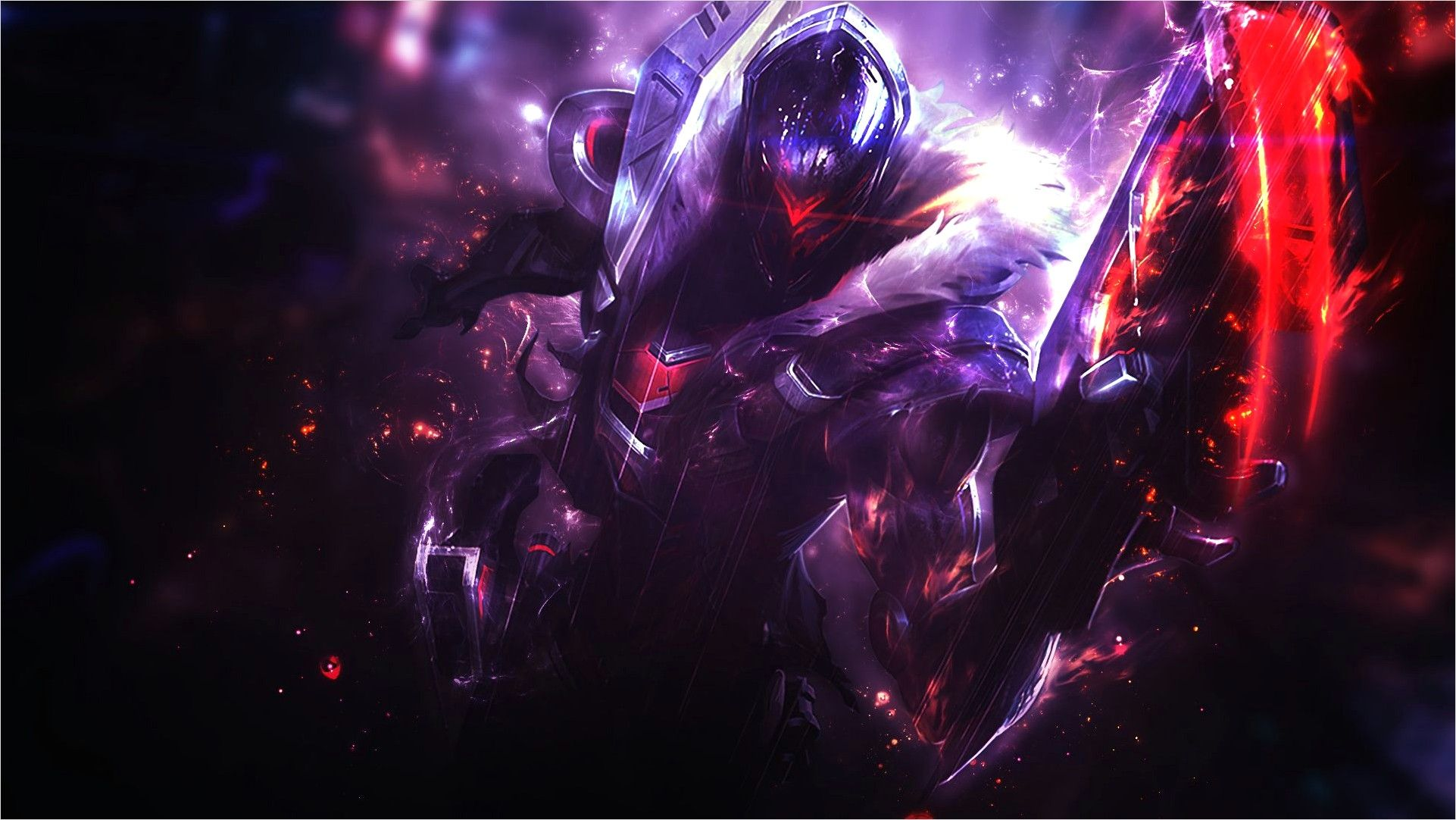 4k League Of Legeends Project Jhin Wallpaper In 2020 League Of Legends League Of Legends Jhin Hd Wallpaper