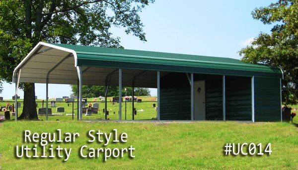 Coast To Coast Carports Builds Metal Utility Carports In Many Styles And Sizes Small And Large Combo Units Are Great Carport Garage Carport Utility Buildings
