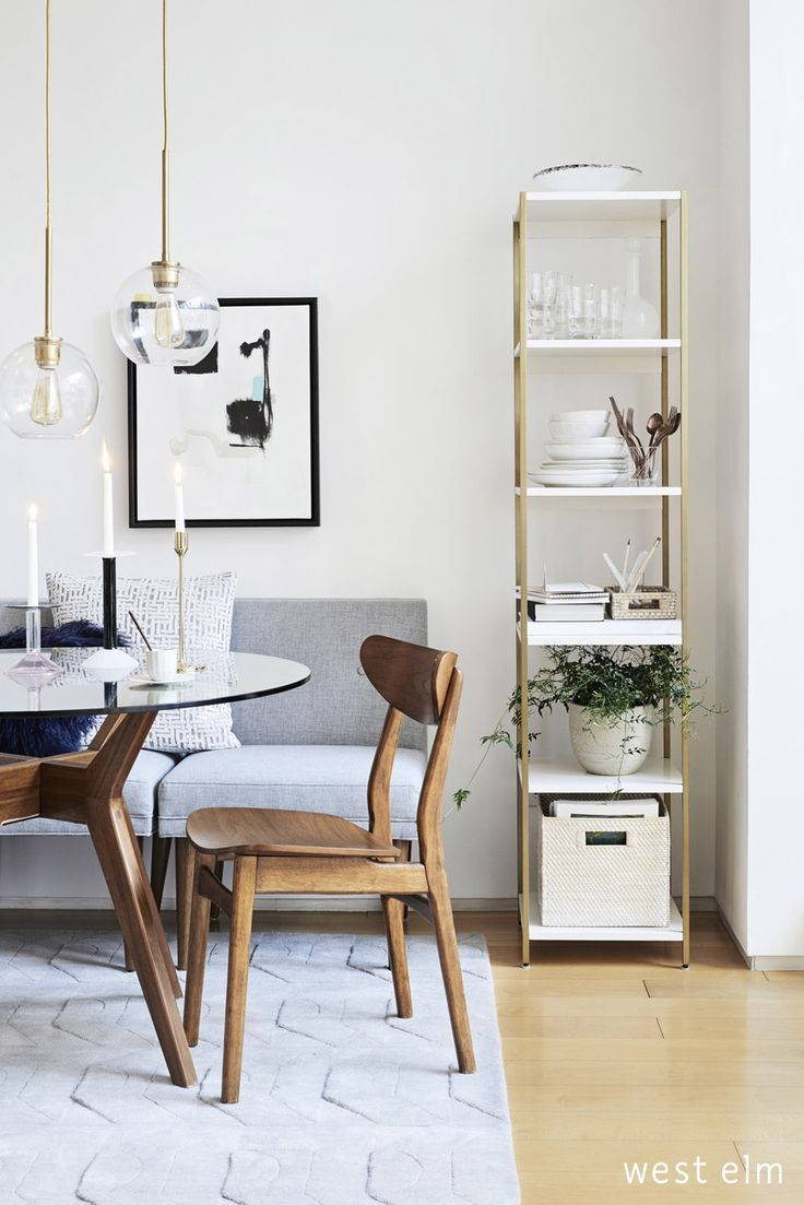 Dining Room Collections  Dining Room Sets is part of Dining room chairs modern - Explore dining room furniture collections from west elm  Find dining room sets in a range of styles, finishes and sizes