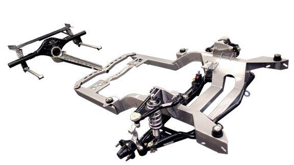 Speedtech Performance Suspension | 1969 Camaro Build | Car parts