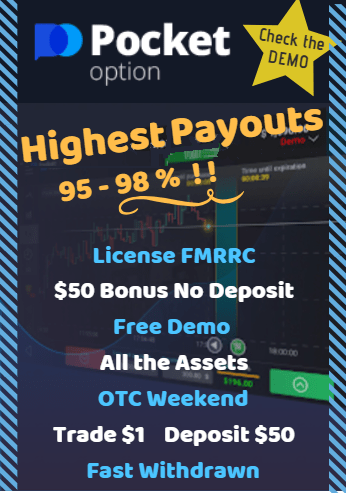 binary options free demo account without deposit
