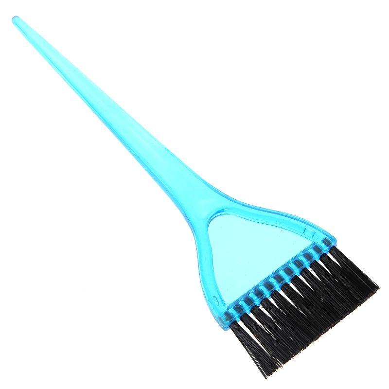 1 Pz Pro Salon Tintura di Capelli Spazzola Bleach Tinta Perm Applicazione Dye Colorazione Pettine Strumento di Styling Parrucchiere Taglio di Capelli Barbiere Tintura