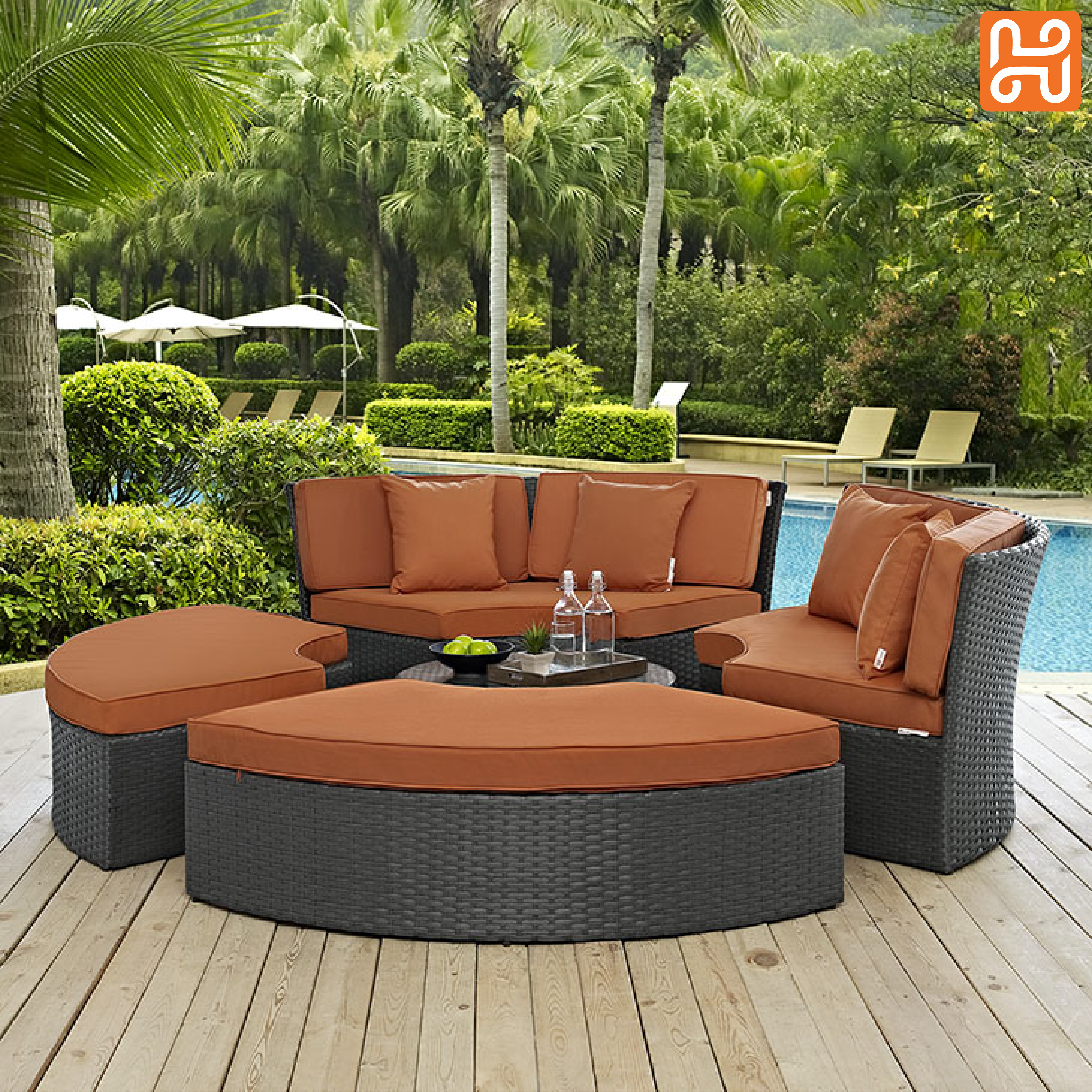 Create An Outdoor Getaway That S Just A