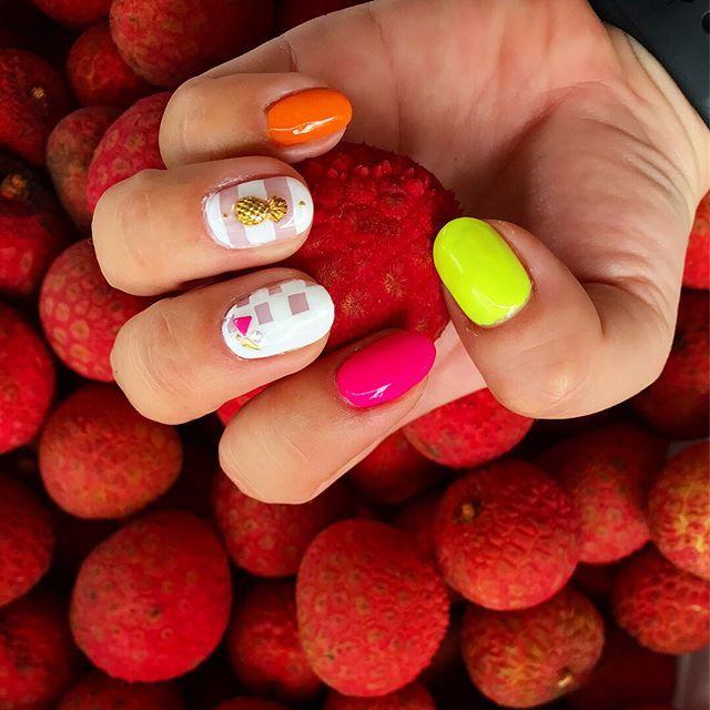 [New] The 10 Best Nail Ideas Today (with Pictures) -   Summer means... #lychee  #summervibes #fruitporn #summertime #lycheefarm #gelnails #summernails #fruitful #nailpic #nailart #bigislandgrown #luckywelivehawaii #hilife #hilolife #hawaiilife #familyfarm #familybusiness #hawaiianfruit #nailstagram #summertime