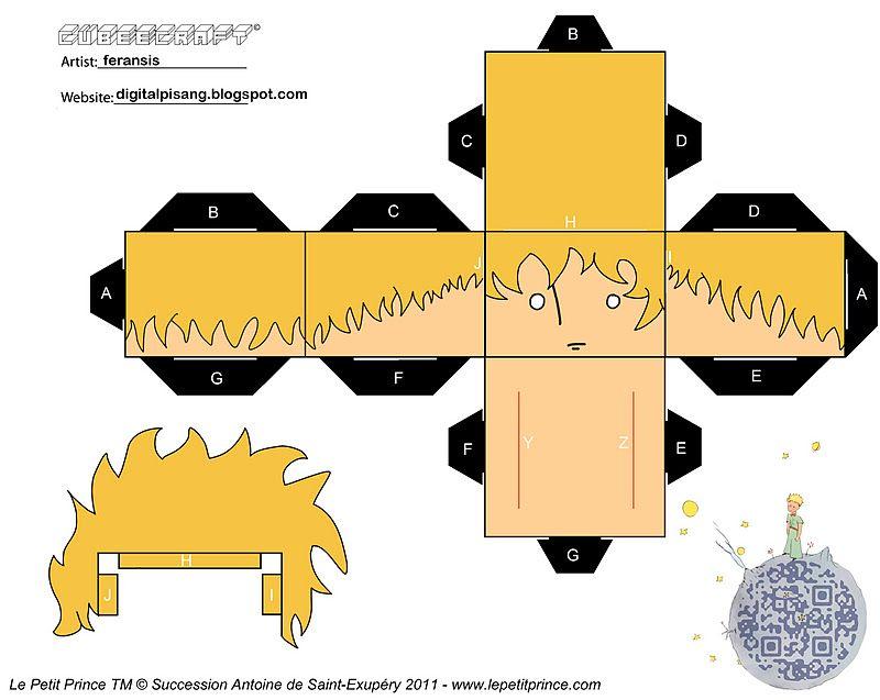 Top Boneco 3D Pequeno Príncipe 2 | Ideias inspiradoras | Pinterest  EZ21