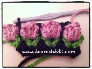 Crochet Flower Stitch Crochet Pinterest Häkeln Blumen Häkeln