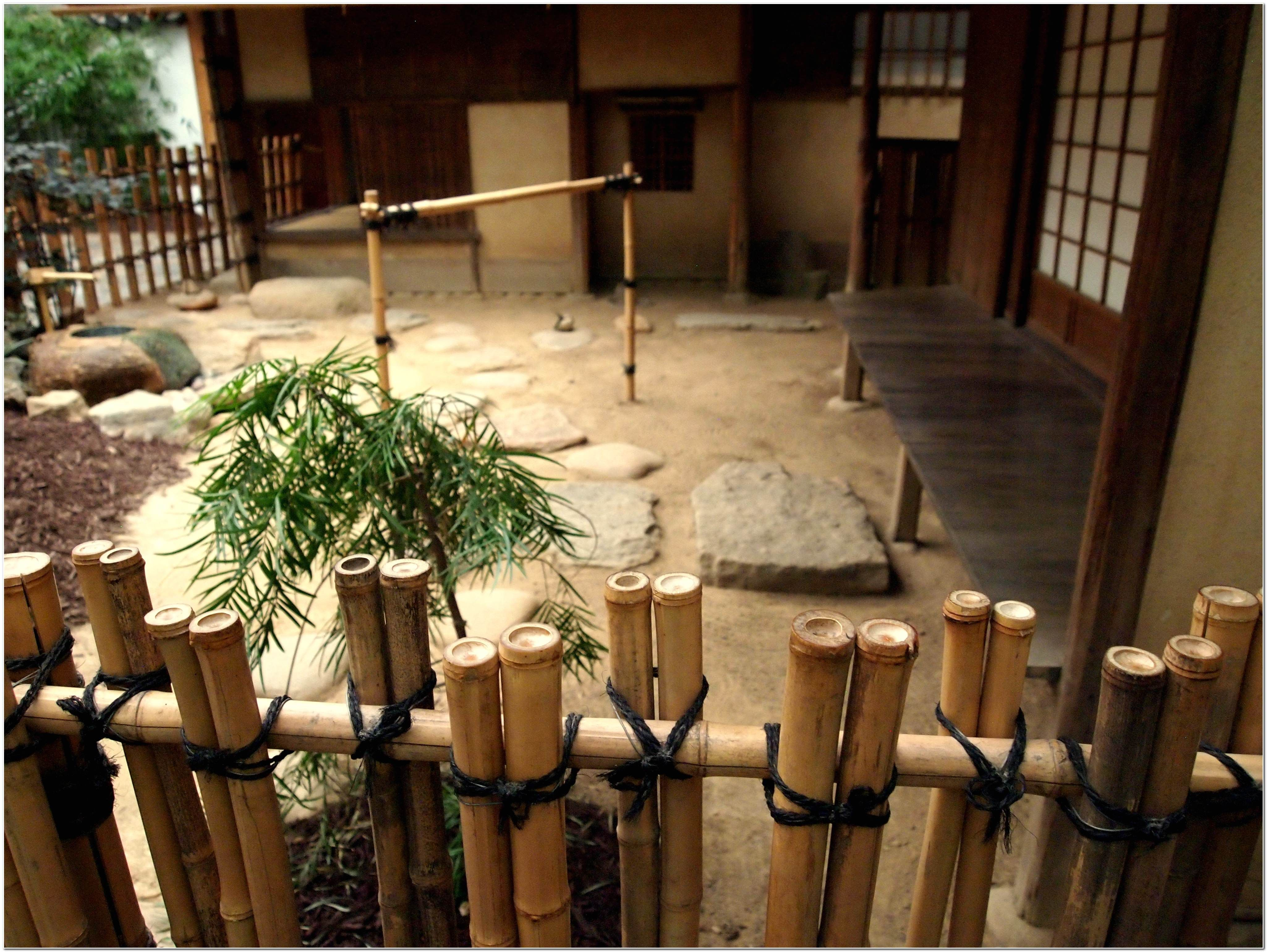 Outdoor Bamboo Fencing Ideas For Japanese Garden Diy Fence Aesthetic