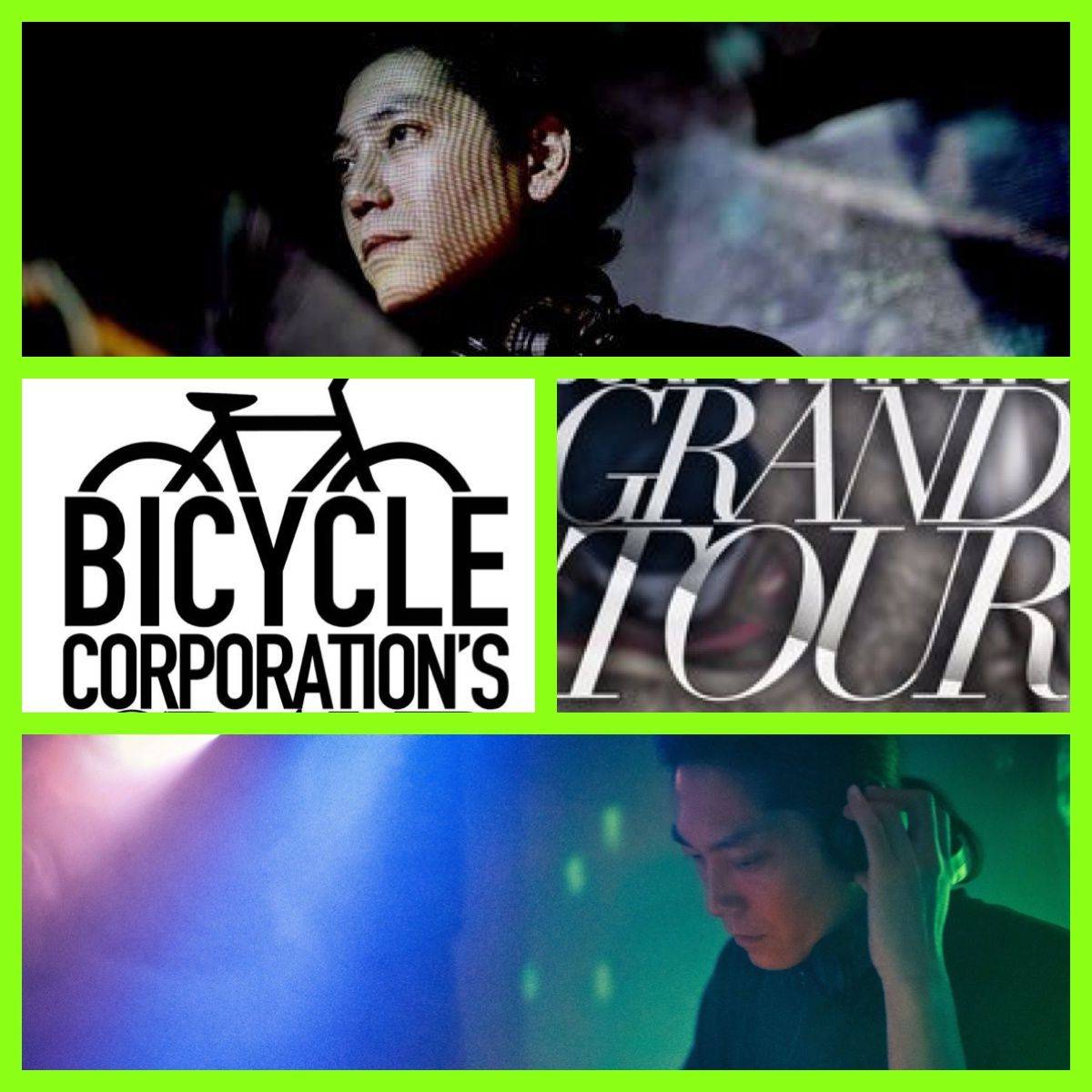 Coming up this Saturday - Grand Tour Radio Show on BeatLounge Radio - Los Angeles and hosted by the Bicycle Corporation Special guest : satoshi fumi ( Moodmusic Records - Get Physical Music - Outerspace ) https://soundcloud.com/satoshi-fumi