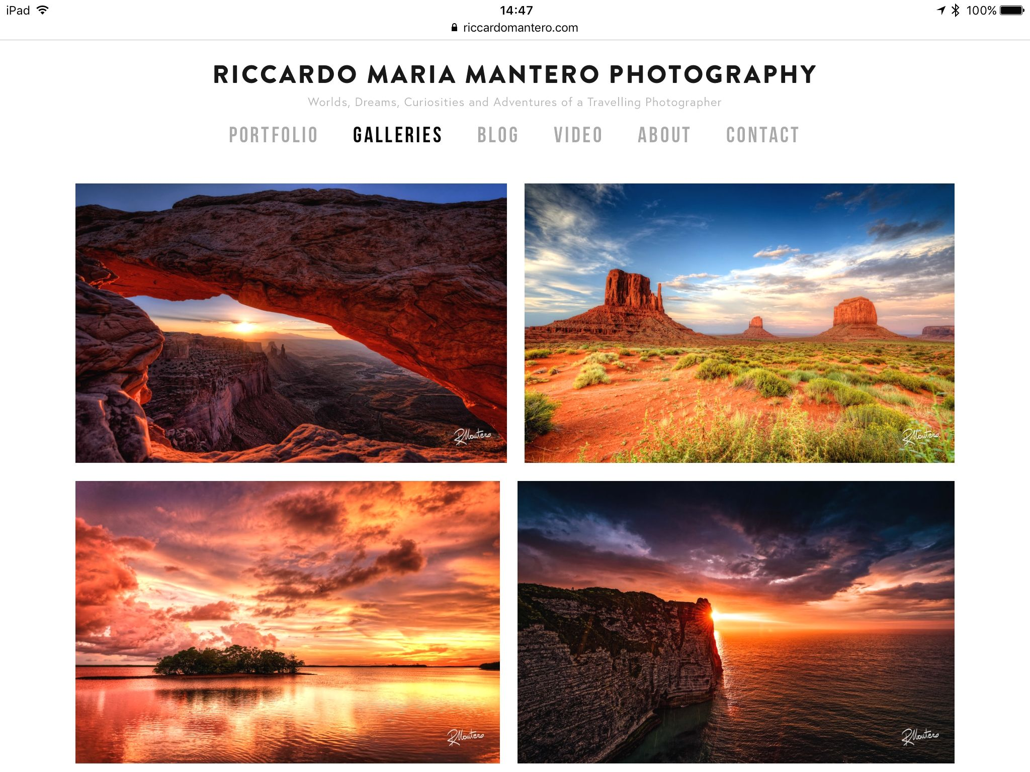 Visit Riccardo Maria Mantero Photography Page! Worlds, Dreams, Adventures of a Travels Photographer - http://bit.ly/twrmhome #photos