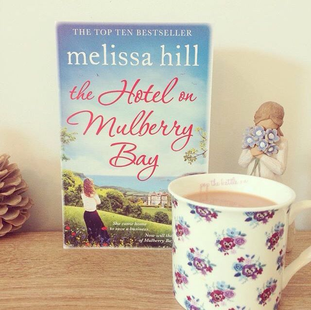 Melissa Hill -The hotel in mulberry bay (book 15 of 2016)