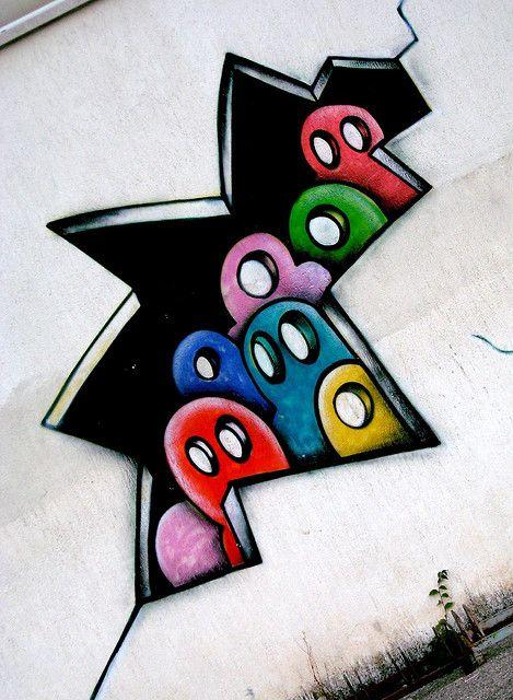 Graffiti Ideas Easy : graffiti, ideas, Graffiti, Murals,, Graffiti,, Artwork