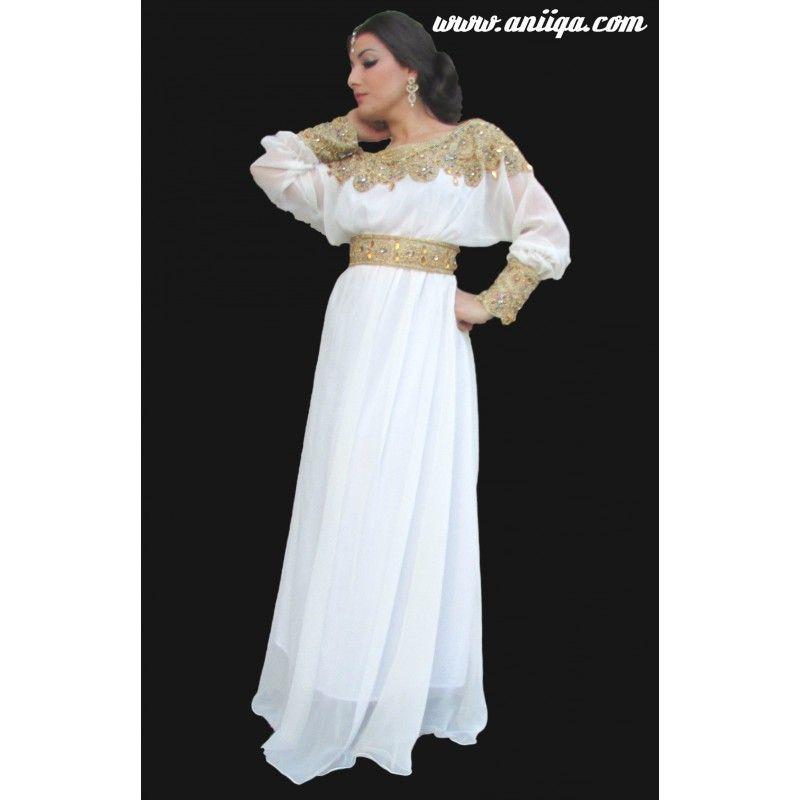Robe soiree pas cher pour mariage oriental