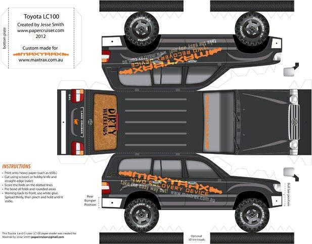 pingl par beau eric sur voiture de papier pinterest maquettes vehicule et pour enfants. Black Bedroom Furniture Sets. Home Design Ideas