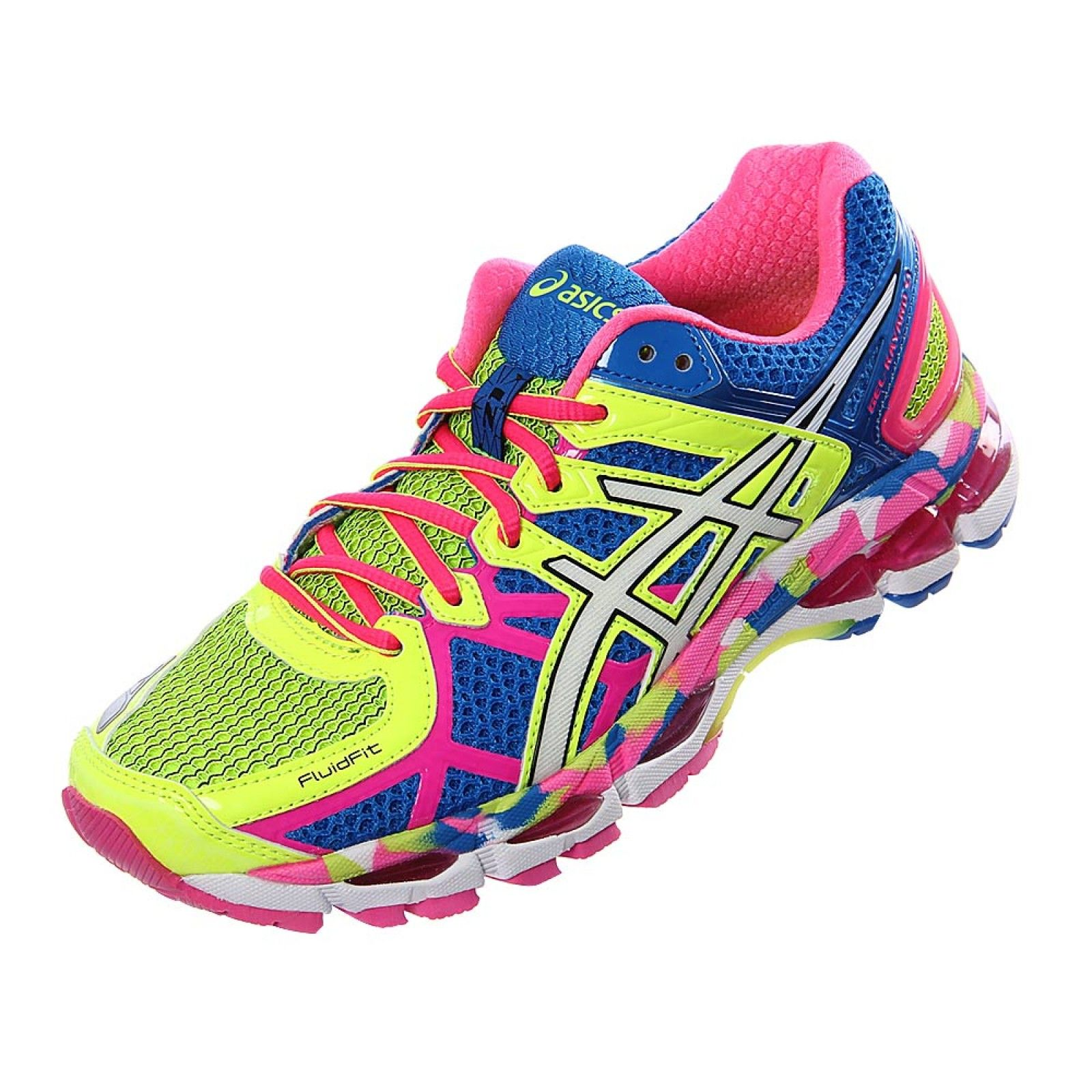 womens asics running shoes size 10
