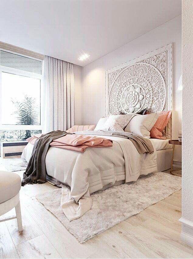 Hausorganisations Tipps, Pastell Zimmer, Schlafzimmer Neu Gestalten,  Innenausstattung, Kleine Wohnung, Einrichten Und Wohnen, Wandfarbe, Pinke  Rosen, ...