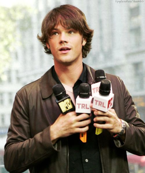 Jared's early appearances -  MTV visit for House of Wax 2005