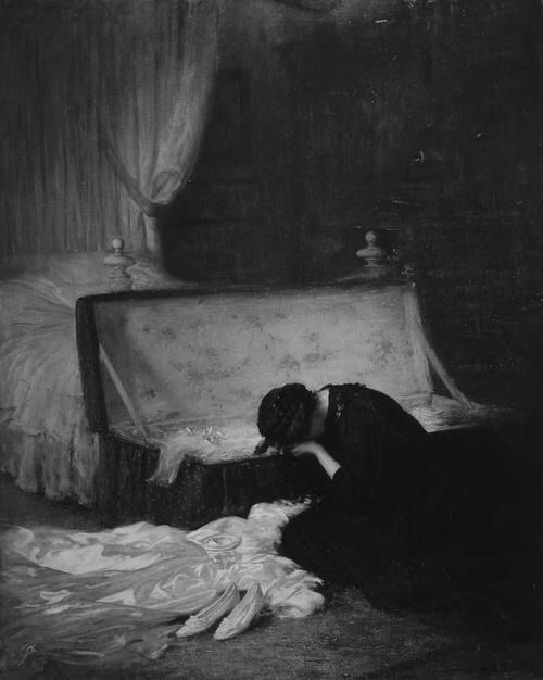 p-relude:    Frederick William Elwell - The Wedding Dress
